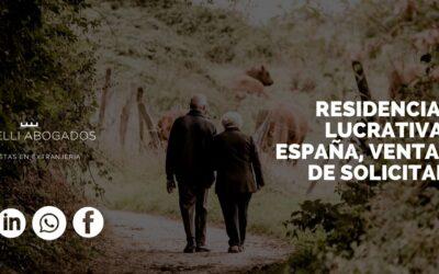 Residencia no lucrativa en España, ventajas de solicitarla